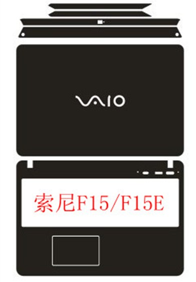 Laptop leather Carbon fiber Skin Cover guard For Sony VAIO Fit15 Fit 15E SVF15212CXW SVF1532BCXW SVF15412CXB 15.5 nontouch<br><br>Aliexpress
