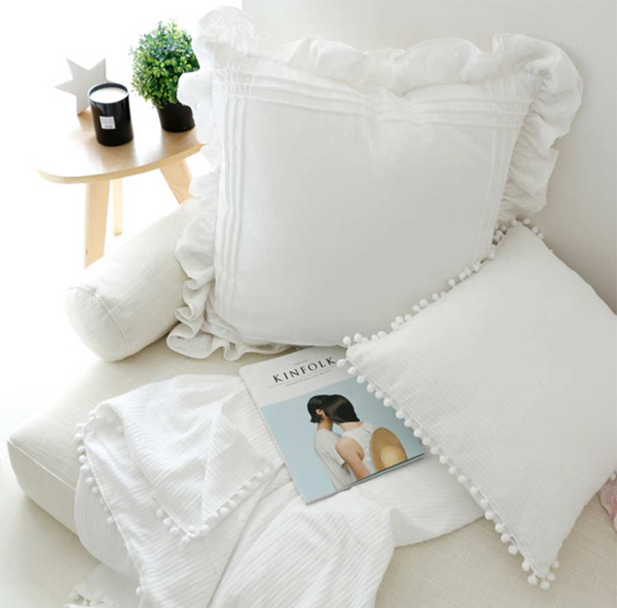 White Decorative Pillow Shams : Popular Lace Pillow Shams-Buy Cheap Lace Pillow Shams lots from China Lace Pillow Shams ...