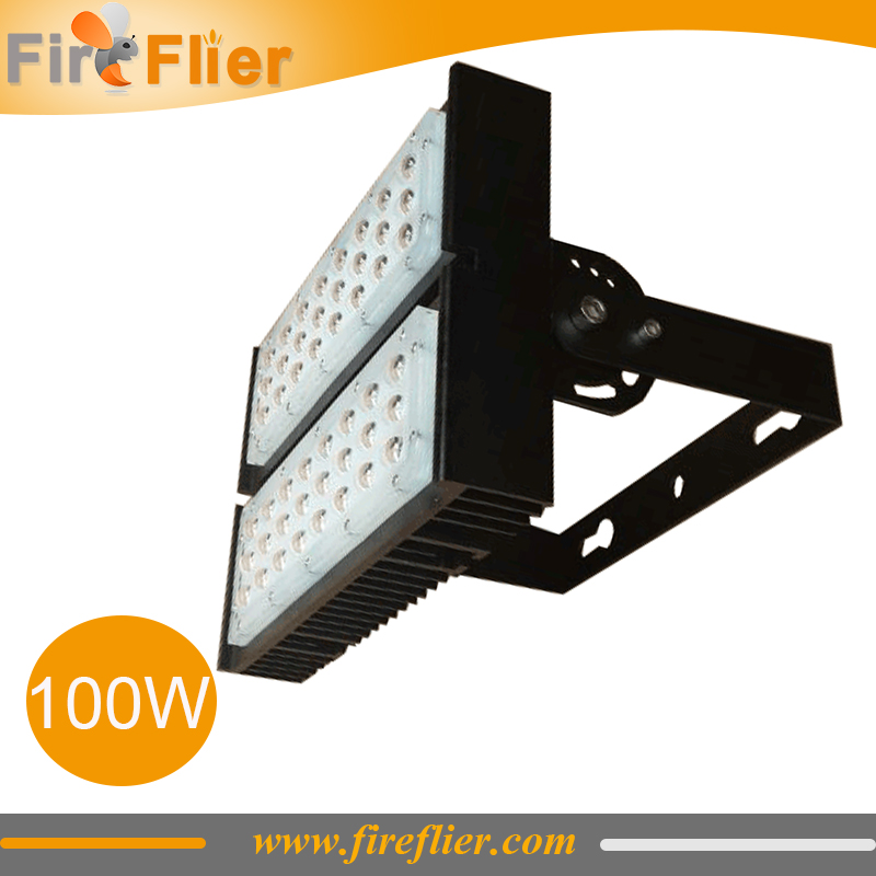Free Shipping 8PCS/LOT outdoor ip65 parking lot light 100w warehouse led light factory wall building lamp ip65 ce rohs approved(China (Mainland))