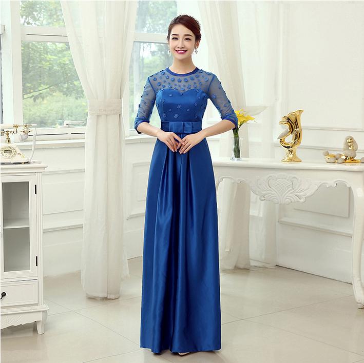 Modest Evening Dresses For Women