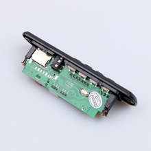 Newest Hot 2017 Wireless Bluetooth 12V MP3 WMA Decoder Board Audio Module USB TF Radio For Car accessories(China (Mainland))