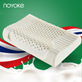 NOYOKE 50 30 10 8 cm Thailand Imports Natural Latex Orthopedic Pillow Cervical Vertebrae Health Care