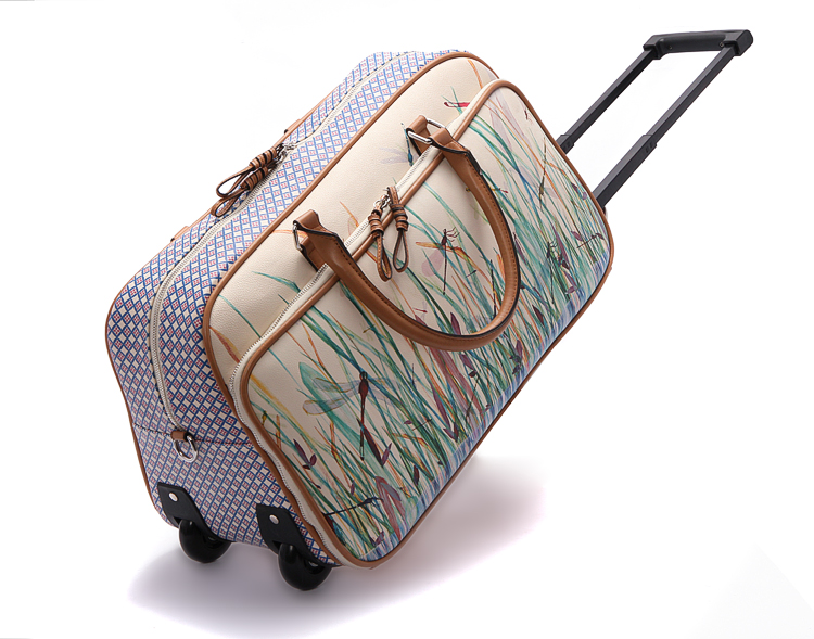 Trolley Suitcase Picture More Detailed Picture About