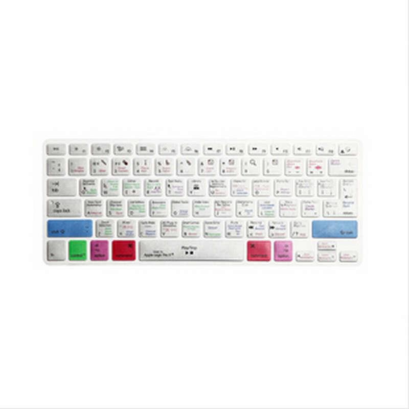 15PCS Logic Pro X Keyboard Cover Shortcut Printed Cover for MacBook Air Pro Retina 13 15 17 iMac Wireless &amp; MacBooks<br><br>Aliexpress