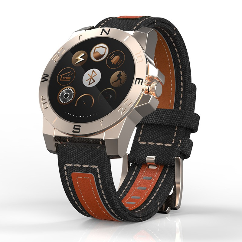 Smart-Uhren Stylish Watches For Him Waterproof Smart Sports Wrist Watch Bluetooth Smart bracelet for IOS & Android Smartphones
