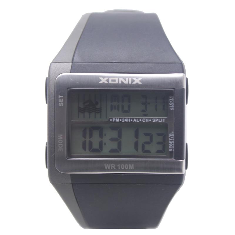 xonix multifunctional waterproof digital sports watches
