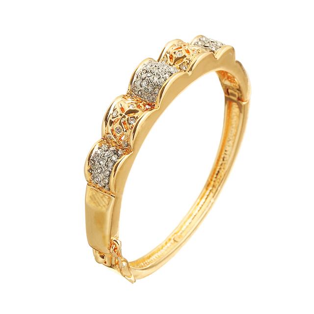 Для женщин африки свадебный ювелирные изделия аксессуары браслеты и браслеты 18 К ...