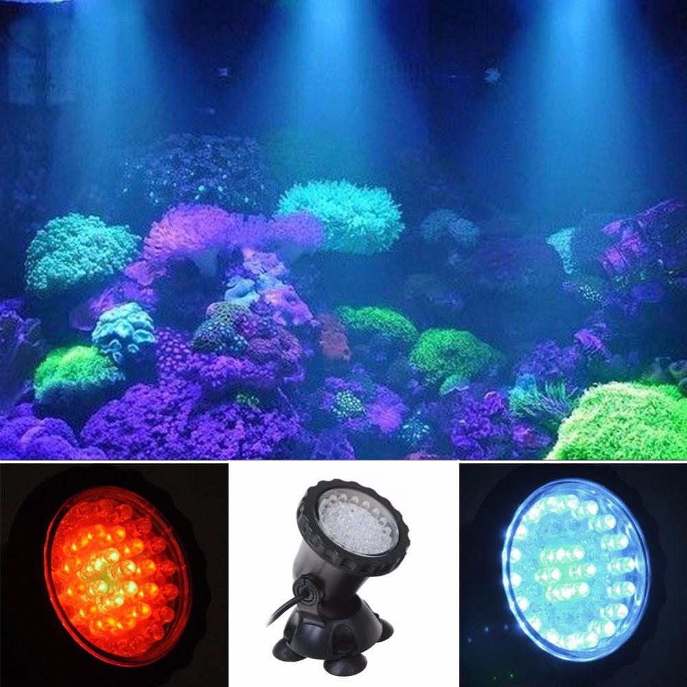 Fish tank lights fish tank led lights uk black light for Led fish tank light