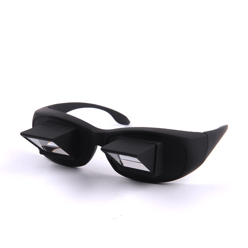 Lazy Creative Periscope Horizontal Reading TV Sit View Glasses On Bed Lie Down Free Shipping(China (Mainland))