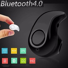 Mini smallest font b Wireless b font Bluetooth 4 0 Stereo In Ear Headset Earphone font
