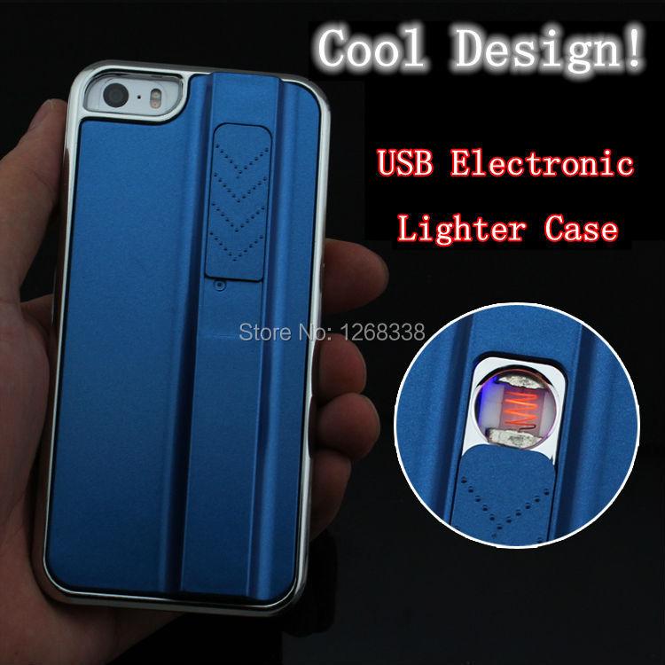 Чехол для для мобильных телефонов KONSEN 2015 USB Apple iPhone 4 4s 5 5s 6 Samsung Galaxy S4 S5 3 4 Lighter Case