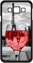 Buy Wine Glass Paris Cover Case Samsung A3 A5 A7 J1 J5 J7 2016 E5 E7 Core Prime Grand Prime Grand Neo Alpha for $3.93 in AliExpress store