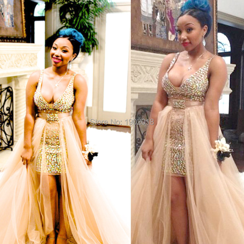 Zonnique Prom Dress The gallery for -->...