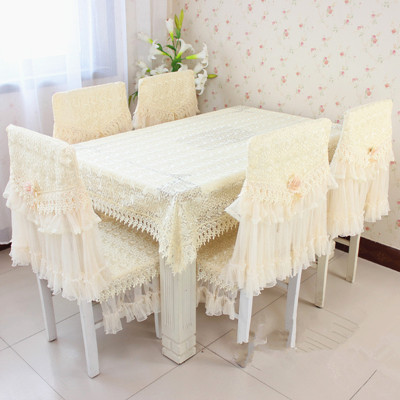 buy fashion dining table cloth chair