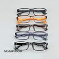 80007 New Brand design high grade quality prescription spectacles myopia optical frame TR90 RX eyeglasses eyewear
