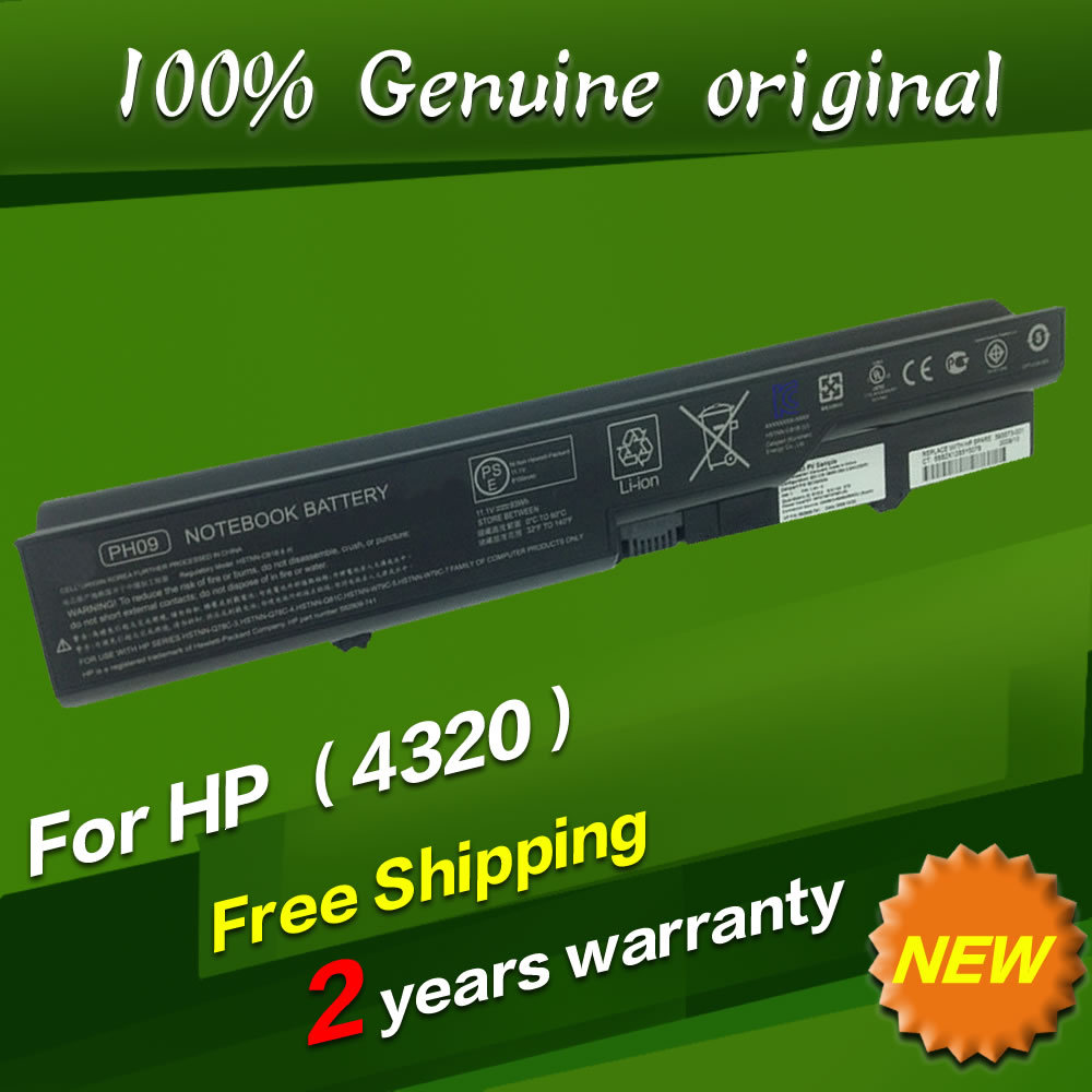 Free shipping 587706 751 587706 761 593572 001 Original laptop Battery For Hp 420 421 425