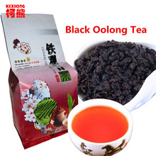 High Quality Chinese Oil Cut Black Oolong Tea Fresh Natural Slimming Tea High Cost-effective Weight Loss Tea 50g(China (Mainland))