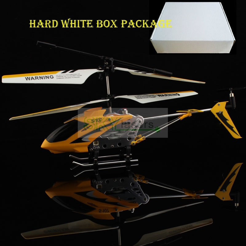 Simple Box Package! Metal 3CH RC Helicopter,Remote Control Helicopter,Gyro Toy +2*Main Blades+ Tail Blade(China (Mainland))