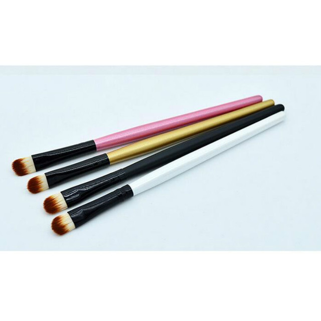 Designer 1 Pcs Professional Eye Brushes Eyeshadow Foundation Pencil Brush Makeup Tool Cosmetic Brushes 3 Colors