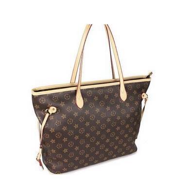 Free shipping 2015 Women Commuter PU Leather Big Bag louis Shoulder big Bag Fashion Shopping Handbag Brand l* work bolsas<br><br>Aliexpress