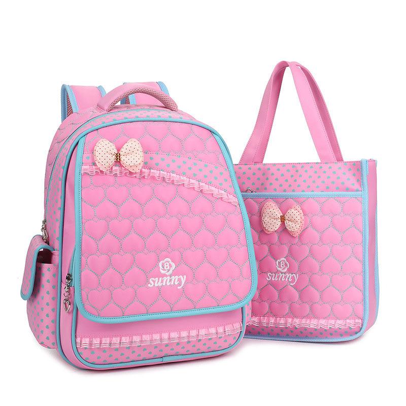 New fashion Korean children school bags infantil bolsas/handbag for