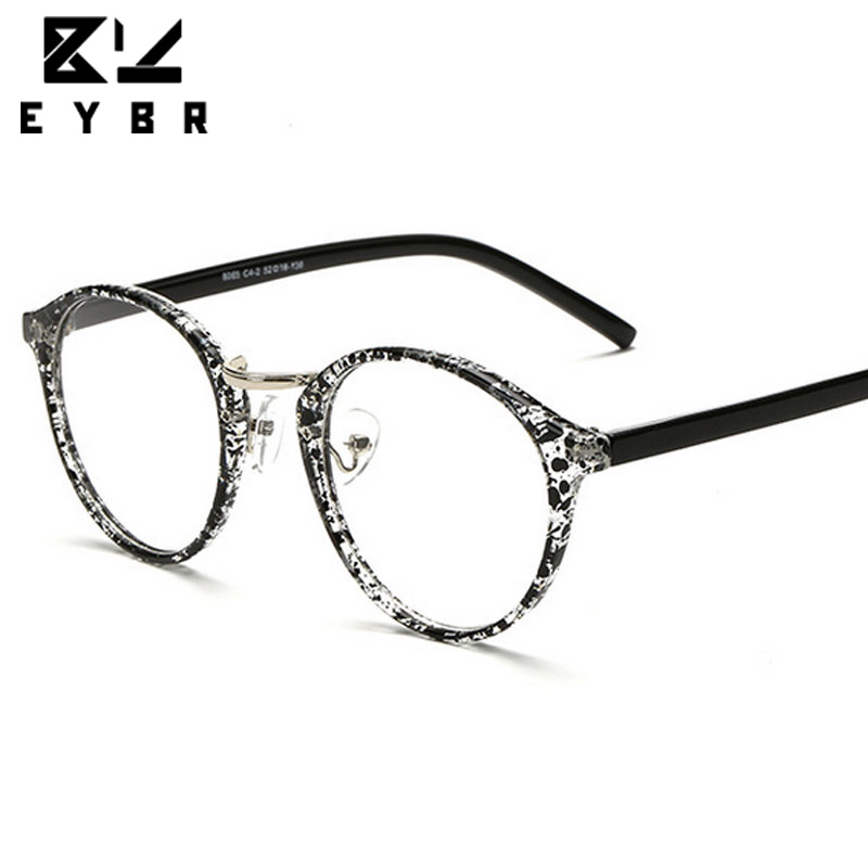 2016 Reading glasses Retro Unisex Metal points womens eye ...