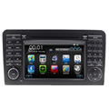 Steering Wheel Control Bluetooth GPS Navigation For Mercedes ML350 Wince6 0 Som Automotivo Para Carro Radio