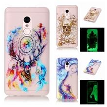 Buy Luminous TPU Soft Case Xiaomi Redmi Note 4 Case Silicone Transparent 3D Relief Phone Case Xiaomi Redmi Note 4 Cover Case Co.,Ltd ) for $1.28 in AliExpress store