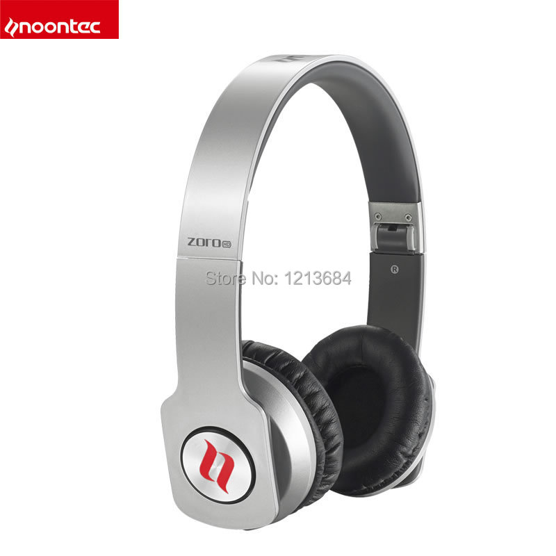 Noontec ZORO HD Protable True Sound Noodles Dynamic Noise Isolating Hifi Super Bass Stereo Computer Headset Headphone w/ MIC<br><br>Aliexpress