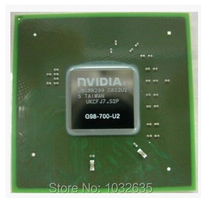 Free shipping NVIDIA G98-700-U2 Computer graphics chips new chips and original IC(China (Mainland))