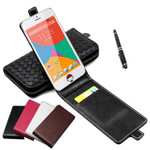 Classic Luxury Advanced Top Leather Flip Colorful Leather Case For Blackview Ultra A6 4.7'' Phone Cases Cover With Card Slot