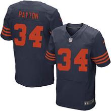 2016 Best Quality, Chicago Bears Cutler White 34 Walter Payton Kyle,17 Alshon Jeffery 22 Matt Forte Orange navy, 100% stitched(China (Mainland))
