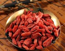 Free shipping 500g Finest Sun Dried Goji Berries wolfberry medlar wholesale