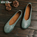 New Women Real Leather Shoes Moccasins Mother Loafers Soft Leisure Flats Female Driving Casual Footwear 35