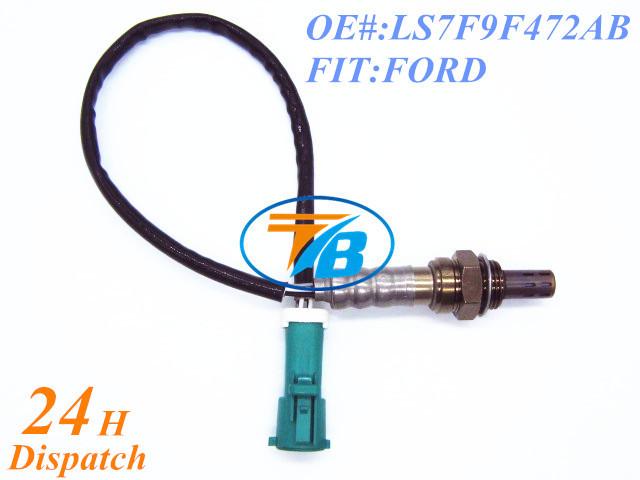Free Shipping! Oxygen Sensor for Ford O2 Lambda sensor OEM:1S7F 9G444BB 1S7F9G444BB(China (Mainland))
