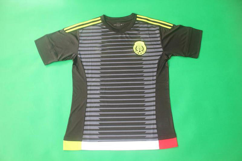 New! Mexico Mexico Soccer Jersey Jersey 201516 Thailand quality 2015 Mexico Away Jersey Shirt(China (Mainland))
