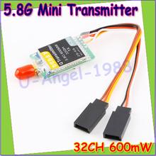 Buy Wholesale 1pcs 5.8GHz 32CH 600mW AV Wireless FPV Transmission Mini Transmitter TX JST Plug Drop free for $29.99 in AliExpress store