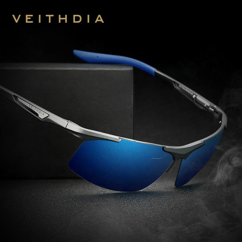 Aluminum Magnesium Sunglasses Polarized Sports Men Coating Mirror Driving Sun Glasses oculos Male Eyewear Accessories 6562(China (Mainland))