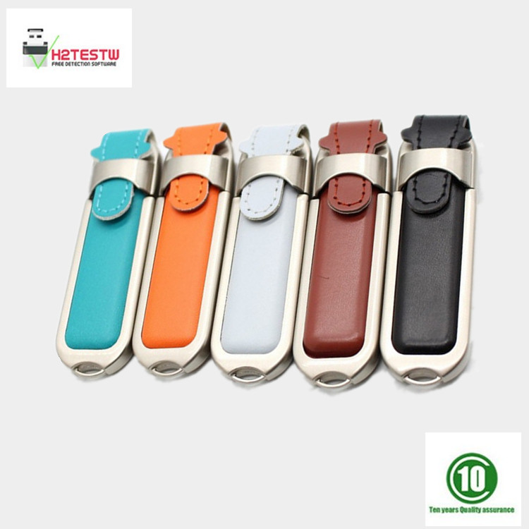 Leather usb flash drive PC accessories Novelty Leather USB Flash Drives 64GB 8GB 16GB 32GB Memory Sticks Pen Drives(China (Mainland))