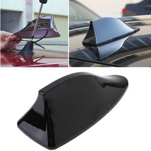 1x Car Auto SUV Roof Special Radio FM Shark Fin Antenna Aerial Signal Universal(China (Mainland))