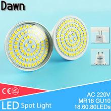 Buy LED Spotlight Bulb Bombilla LED GU5.3/MR16 GU10 AC 220V 4W 6W 8W 9W SMD 5730/2835 Spot Light Bulb Lampada Ampoule Lamp Lampara for $1.12 in AliExpress store