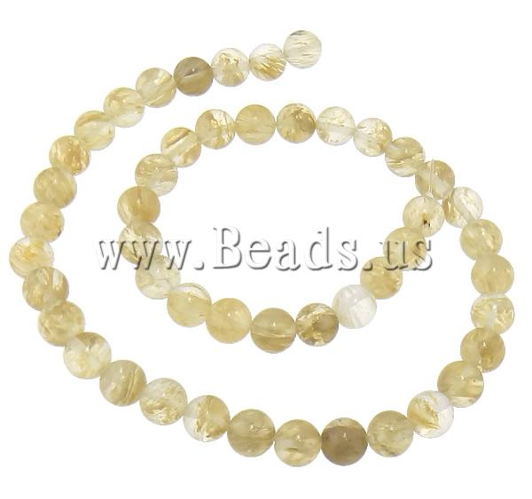 Free shipping!!!Coffee Stone Beads,One Direction, Round, natural, 8mm, Hole:Approx 1.2mm, Length:15.5 Inch, 20Strands/Lot