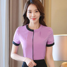 Buy Lavender Blouse And Get Free Shipping On Aliexpresscom