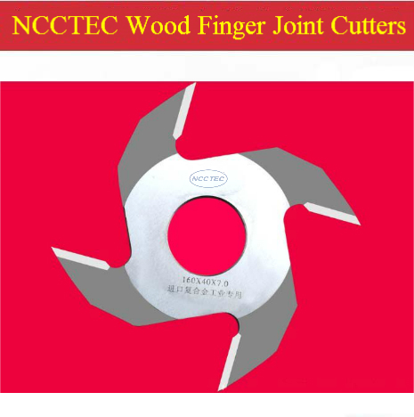 6.4 160mm carbide wood finger joints NWJ16045 | 160*4T*4*40*50 mm FREE shipping<br><br>Aliexpress