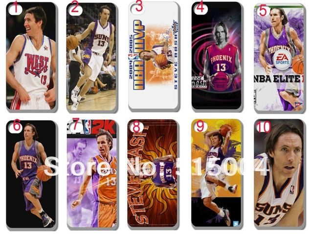 Steve Nash  USA basketball  STAR hard back case for iphone 5 5th10pcs/lot+ free shipping