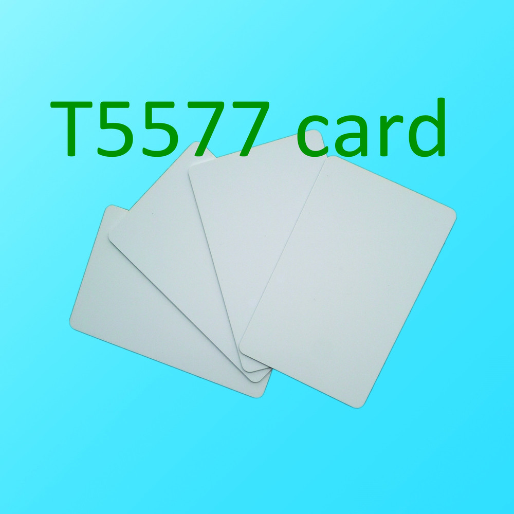 RFID 125KHz Writable Rewrite T5577 card Proximity Access card-2 - YARONG TECH'S STORE store