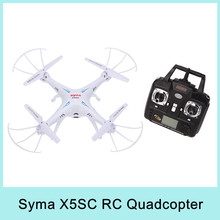 Original SYMA X5SC 2.4G 4CH 6-Axis Gyro RC Quadcopter Drone with HD 2.0MP Camera Headless Mode and 3D Eversion 2015 NEW Version