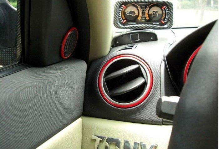 Vinyl Stickers For Car Interior How To Apply Carbon Fiber Sheet For Car Interior Wrap With
