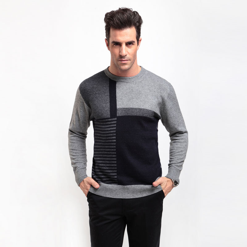 100% Wool Pullover Polo Ralp Men Sweater Sudaderas Slim Pull Homme Brand Men Polo Sweater O-Neck Man Jumpers Mens Sweaters(China (Mainland))