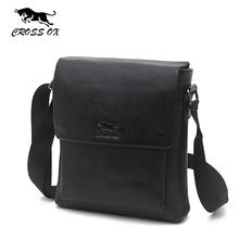 Cross Ox 2016 Spring New Arrival Men's Flap Shoulder Bags For Men Genuine Leather Messenger Bag Business Crossbody Bag SL355M(China (Mainland))